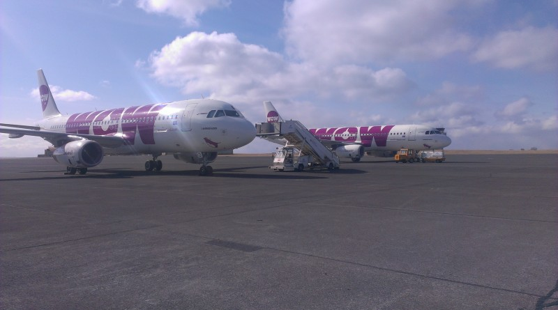 billigere flybilletter til USA med WOW Air