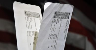 Flybilletter til USA