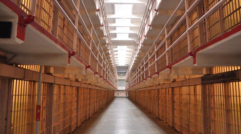 Alcatraz fængslet San Francisco
