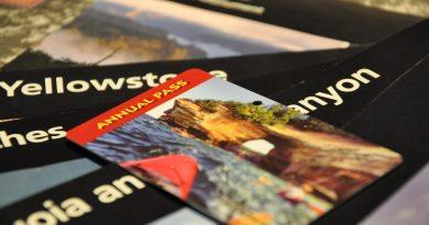 national park pass usa