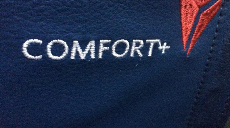 Opgradering af flysæde til Delta comfort plus, se fordele her