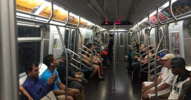 Subway og metro i new york