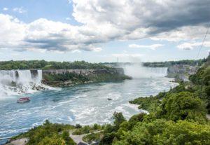 Niagara Falls turbåde