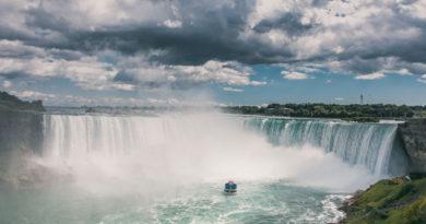 Niagara Falls vandfald